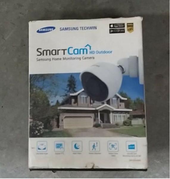 Samsung hd outdoors surveillance