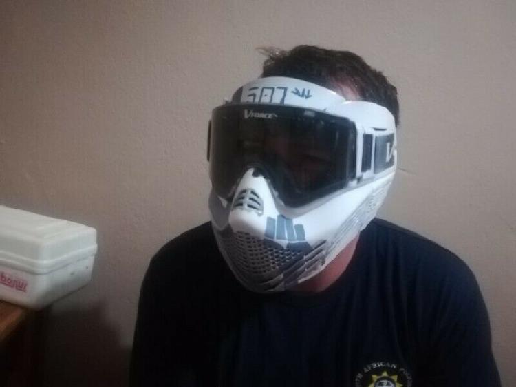 Vforce custom star wars paintball mask