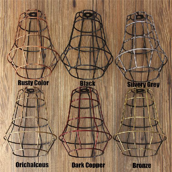 Vintage pendant trouble light tower shape hanging diy