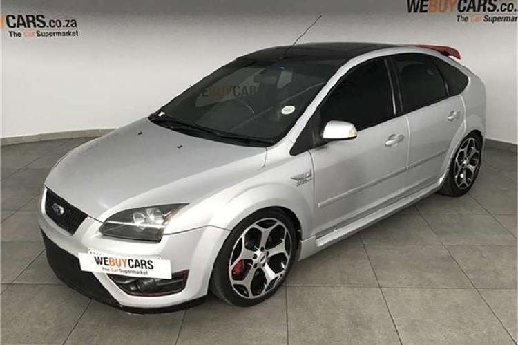 Ford focus hatch 5-door focus 2.5 st 5dr 2007