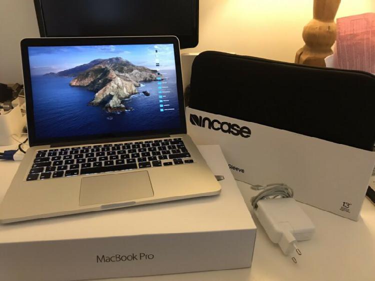 """Macbook pro 2015 13"""" i5 - 512gb 2.9ghz 8gb"""