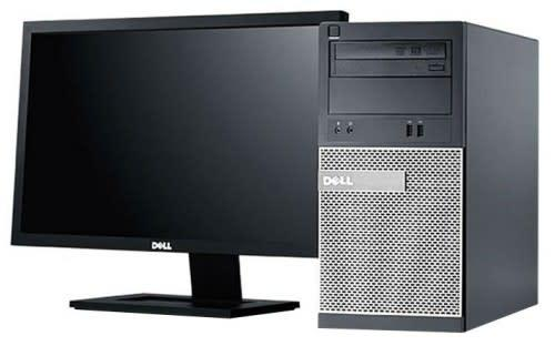 """Dell optiplex 3010 i5 with 19"""" lcd"""