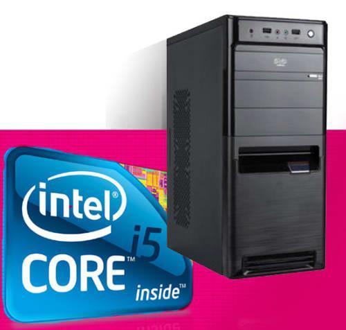 Desktop pc - demo intel i5 480gb ssd 3.1ghz new pc case mega