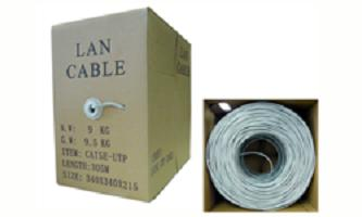 Ids cat 5 utp cable high quality pr solid copper - 305m