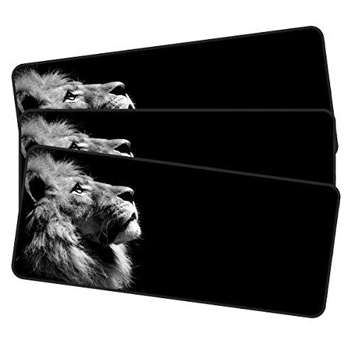 Black Pottery Ancient Greek Mythology Big Mouse Pad Mat 31.5x11.8 Inch Wide /& Long Portable Gaming Mousepad for Computer//Laptop