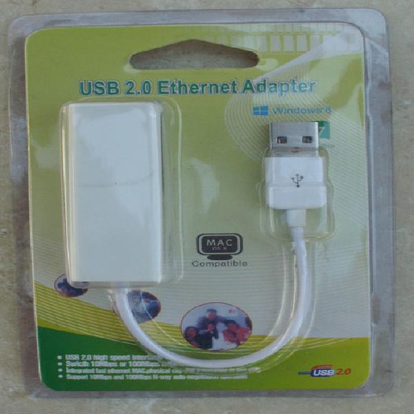 Usb ethernet/lan adapter[min order 10 units]