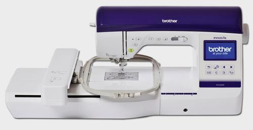Brother innov-is nv2600 combo sewing,quilting,embroidery