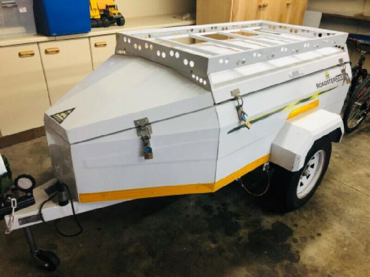 Camp master roadster 200 trailer