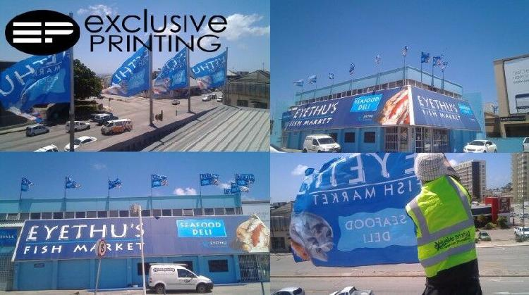 Printing gazebos flags banners port elizabeth