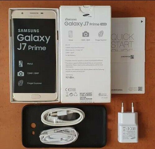 Samsung J7 Prime Excellent Condition