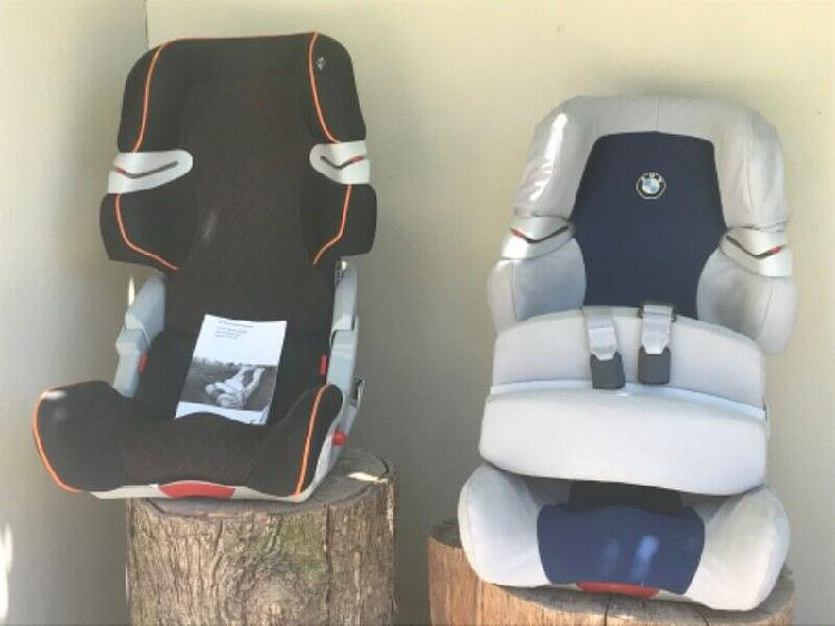 Bmw booster car chairs (junior seat isofix) suitable for