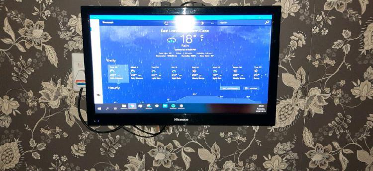 Hisense 27-inch led full hd tv or pc monitor