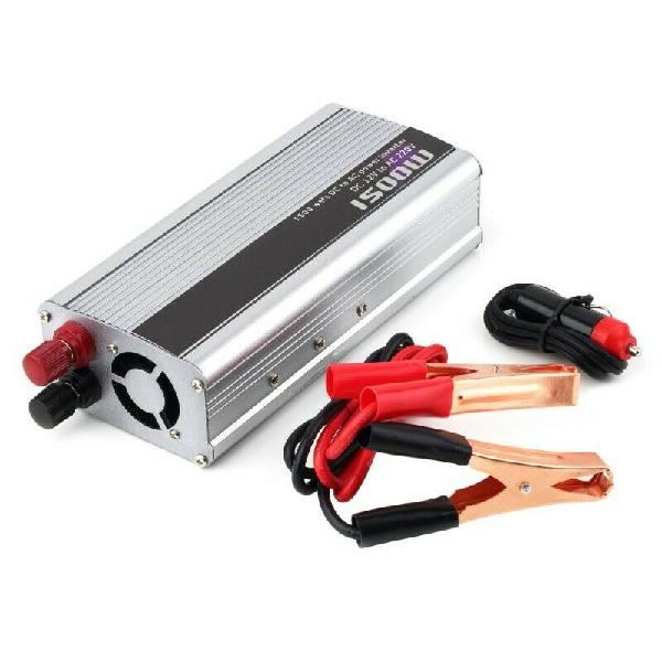 12V 1500W Inverter(For Camping use) - R999 Incl - Special!!