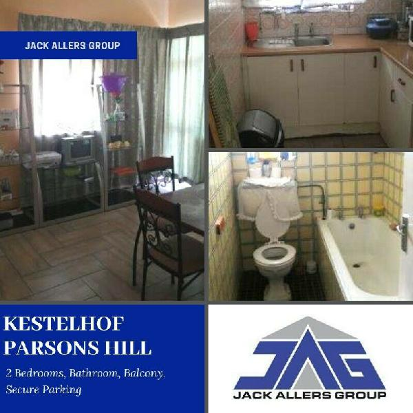 2 bed flat to rent in parsons hill - kestelhof