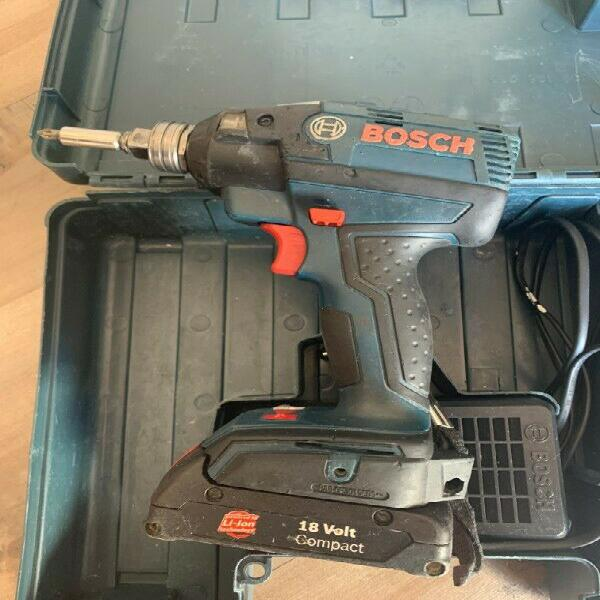 Bosch GDX 18 V-EC Professional Brushless Cordless impact