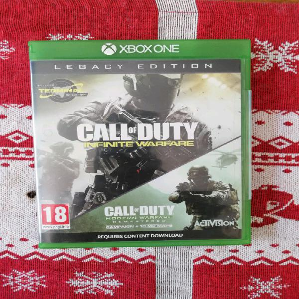 Call of Duty 2-in-1 disc 0