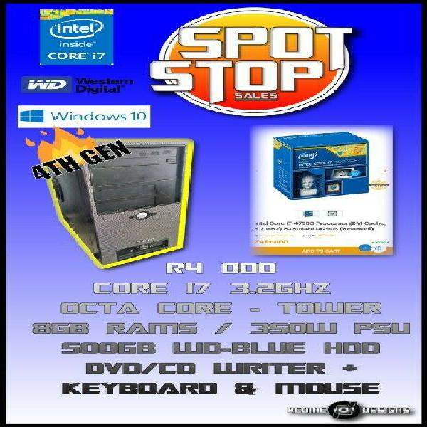 Core i7 + lg k10 combo deal