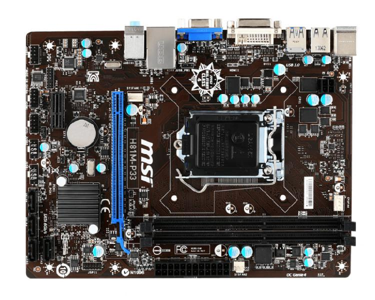 Cpu, ram and motherboard