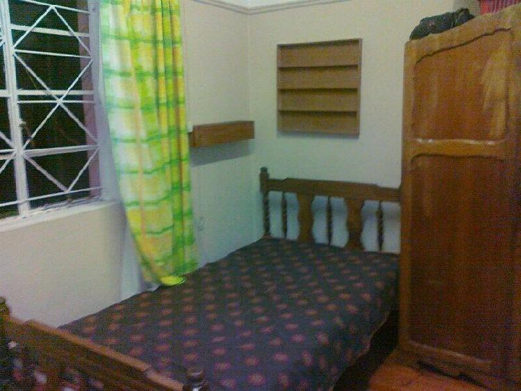 Furnished room in house for employed person. DESPATCH,