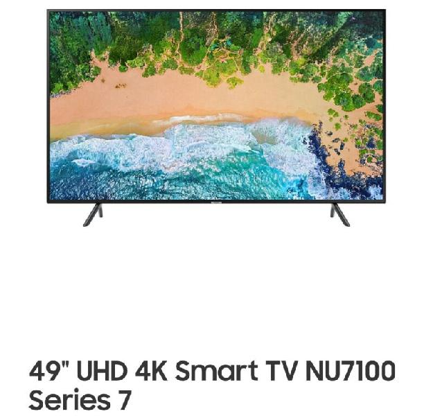 Samsung smart uhd 4k tv