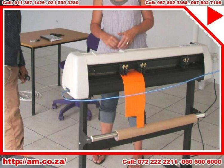 V-1123 v-series high-speed usb vinyl cutter, 1120mm working