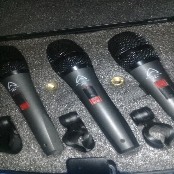 WHARFEDALE PRO MICROPHONES