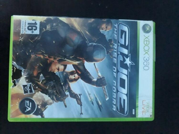 Xbox games for sale.