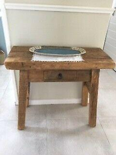 Table - ad posted by marlene ebert