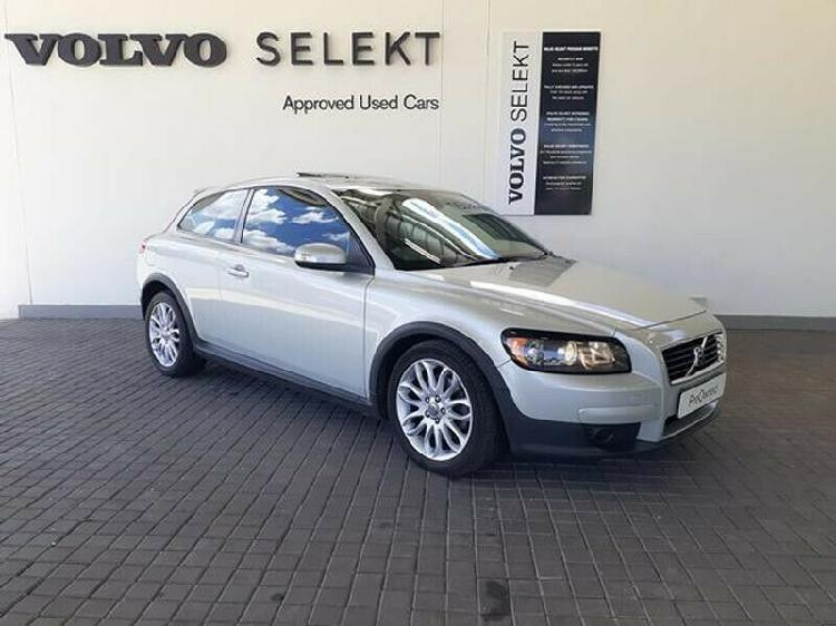 2008 volvo c30 t5 geartronic
