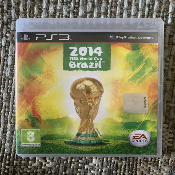 2014 fifa world cup brazil - ps3 game for sale