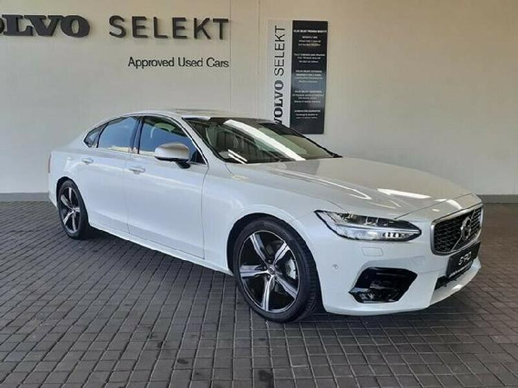 2019 volvo s90 d4 r-design geartronic