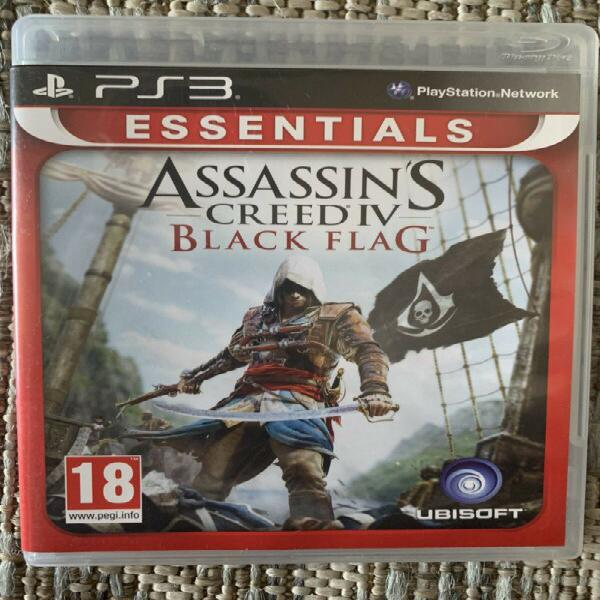 Assassin's creed 4 black flag - ps3 game for sale