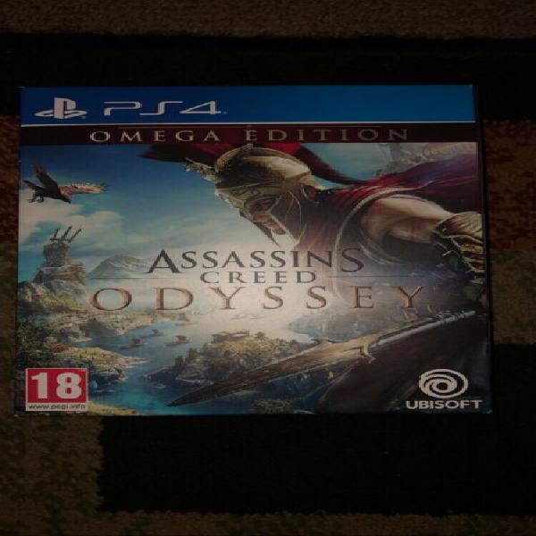 Assassins creed odyssey omega edition
