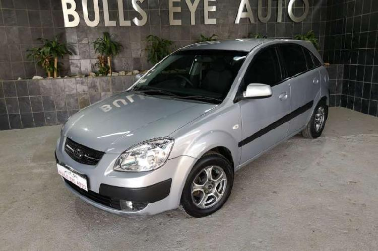 Kia Rio 1.4 4 door high spec automatic 2008