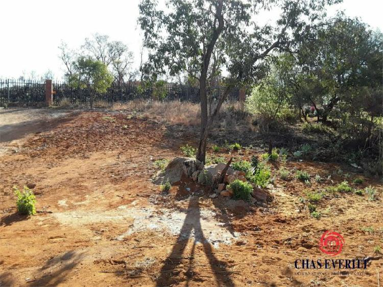 Land in rustenburg now available