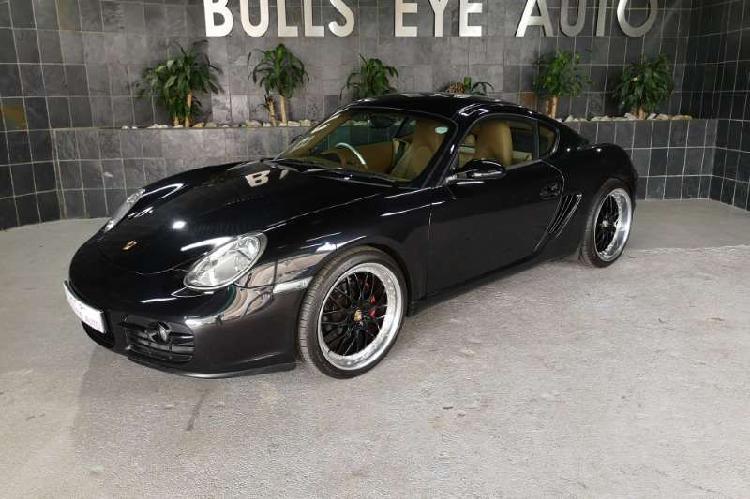Porsche Cayman PDK 2008