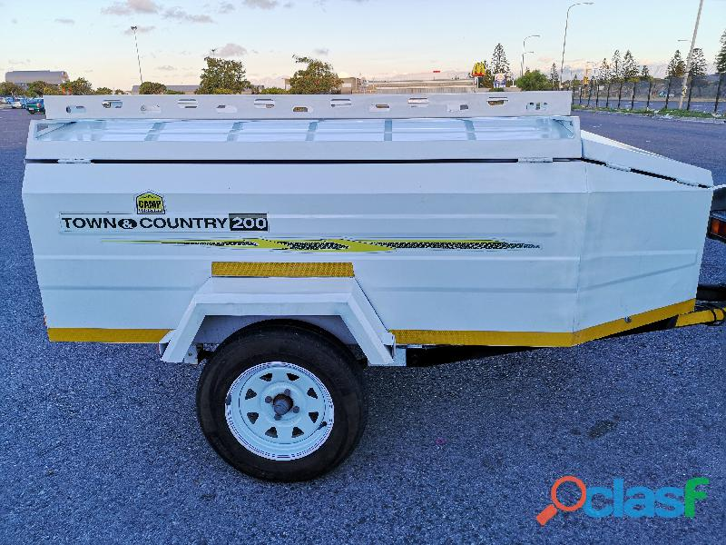 Trailer hire mitchell's plain woodlands