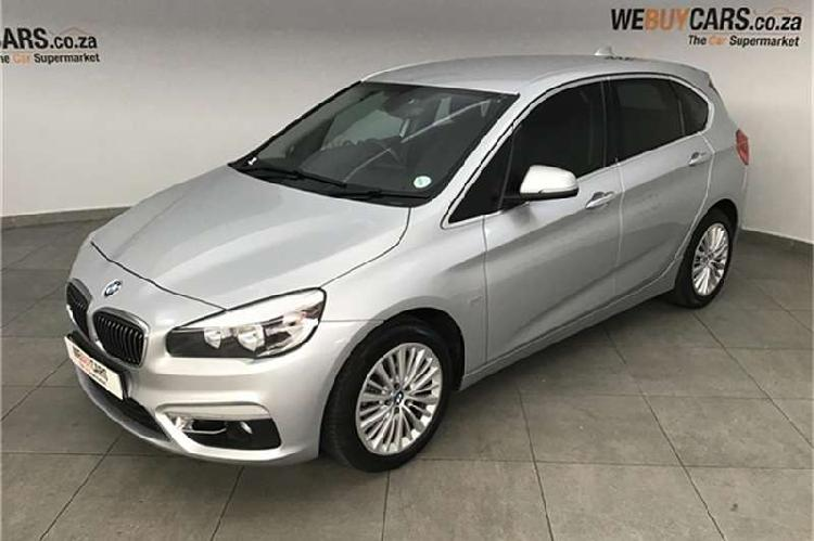 BMW 2 Series Active Tourer 220i Active Tourer Luxury auto