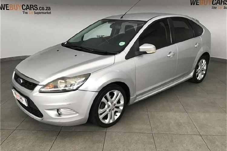 Ford Focus 1.8 5 door Si 2010