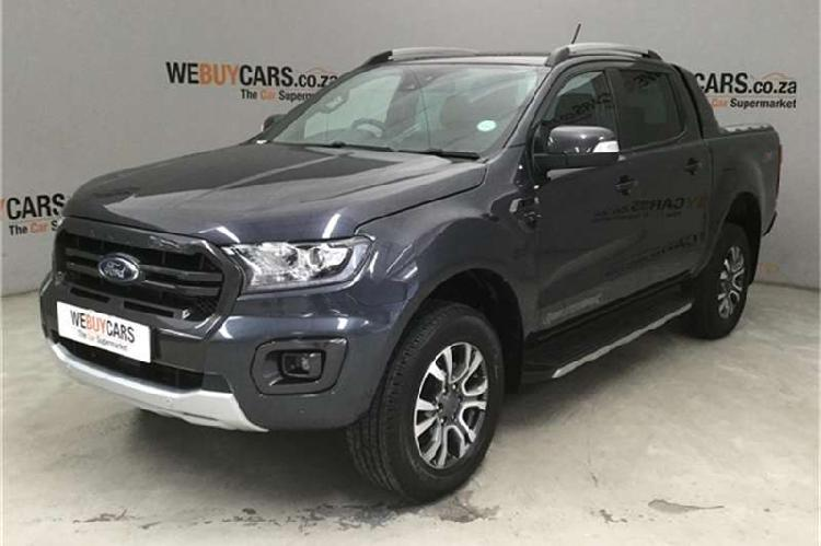 Ford Ranger Double Cab RANGER 2.0D BI TURBO WILDTRAK 4X4 A/T