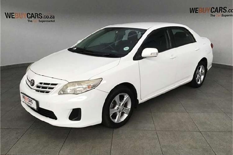 Toyota Corolla 1.3 Advanced 2012