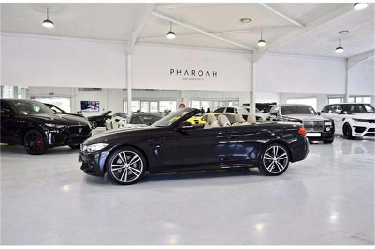 Bmw 4 series 440i convertible m sport 2017