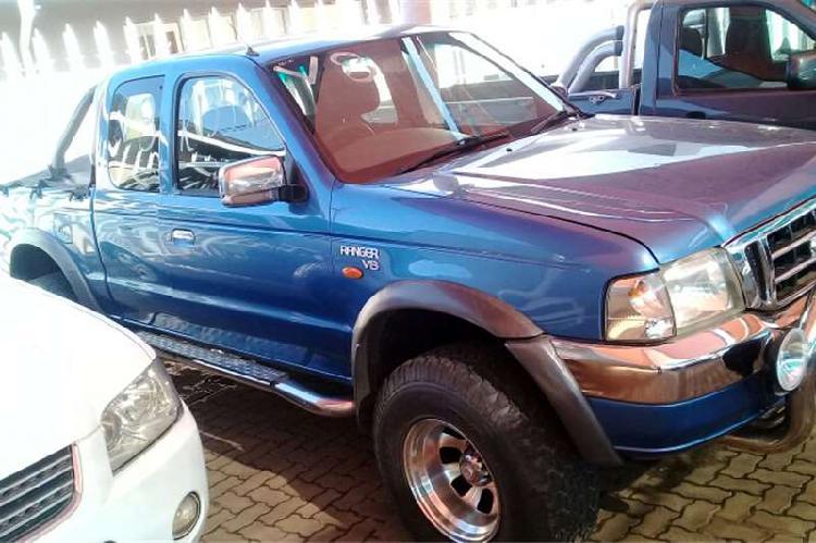 Ford ranger 4000 v6 supercab xlt 2006