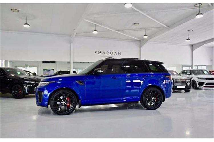 Land Rover Range Rover Sport 5.0 V8 SVR (423KW) 2020