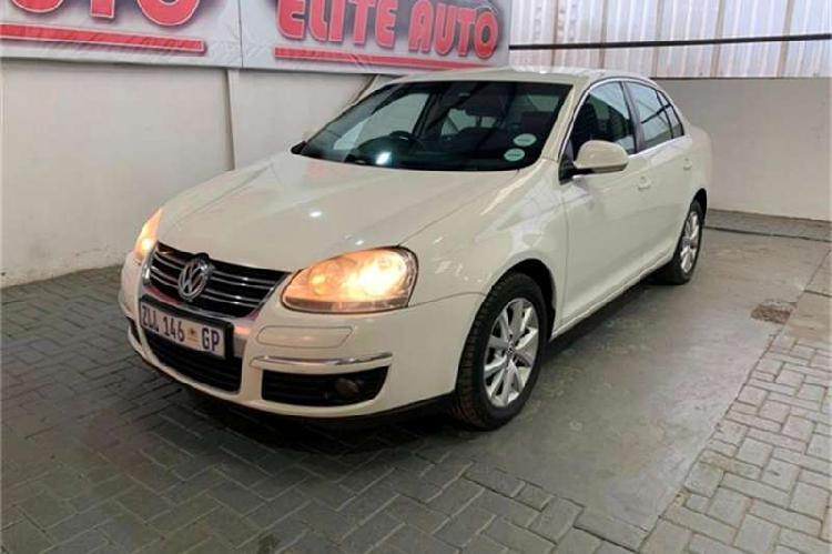 VW Jetta 1.4TSI Comfortline DSG 2010