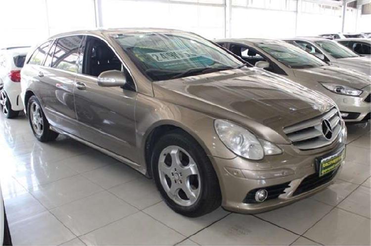 Mercedes benz r class r500 4matic lwb 2010