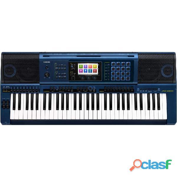 Casio mz x500 music arranger