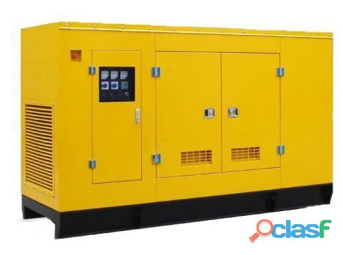 Perkins 25kva silent 3 phase diesel generator