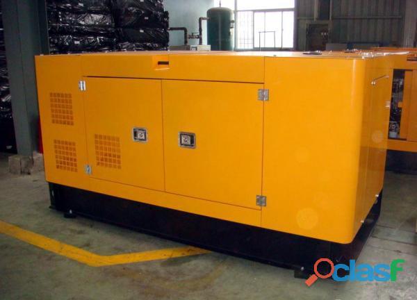 Perkins 50kva silent 3 pse diesel generator