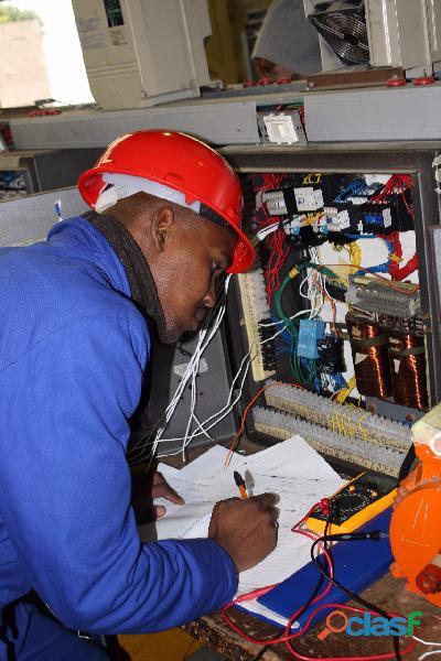 rooihuiskraal electrician